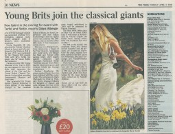 Article, 2006, The Times