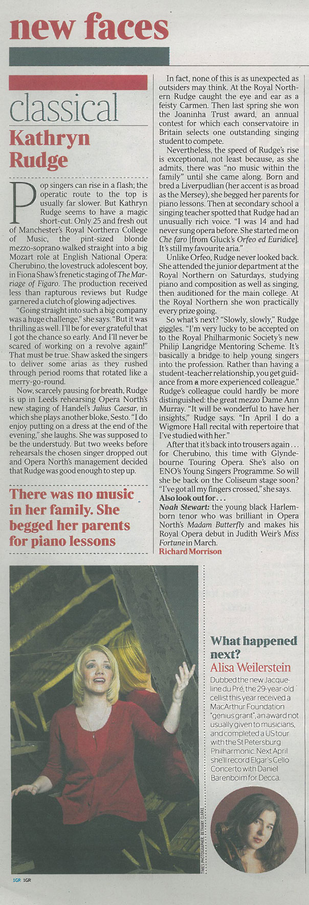Article, 2011, The Times