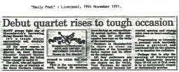 Review, 1991, Daily Post