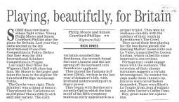 Review,-1999,-Evening-Standard