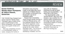 Review, 2005, Evening Post
