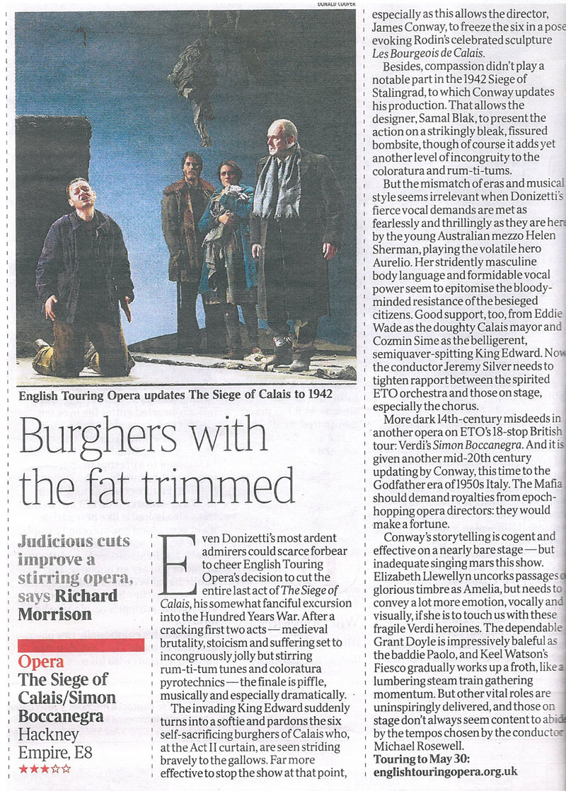 Review, 2013, The Guardian
