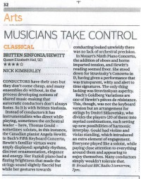 Review, Evening Standard