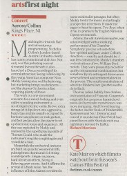 Review, The Times