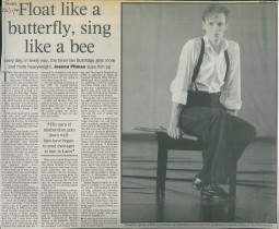 Article, 1999, The Times