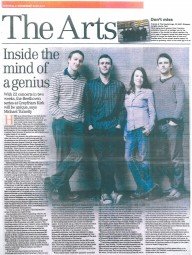 Article, 2011, The Herald