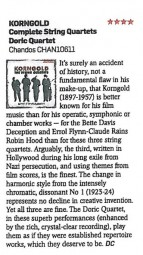 CD Review, 2010, The Sunday Times