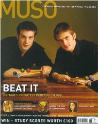 Cover, 2006, Muso Magazine