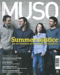 Cover, 2011, Muso Magazine
