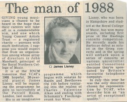 Feature, 1988, Manchester Evening News