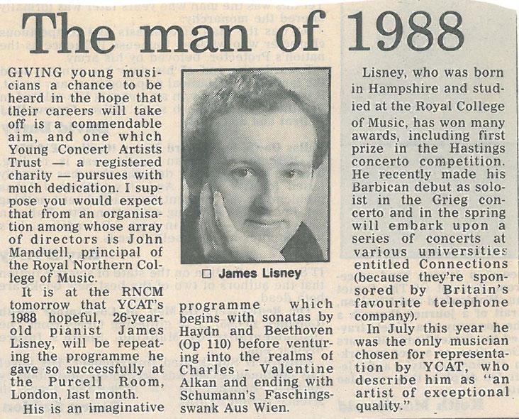 Feature, 1988, Manchester Evening News