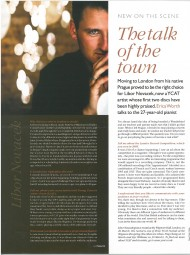 Interview, 2006, Pianist Magazine