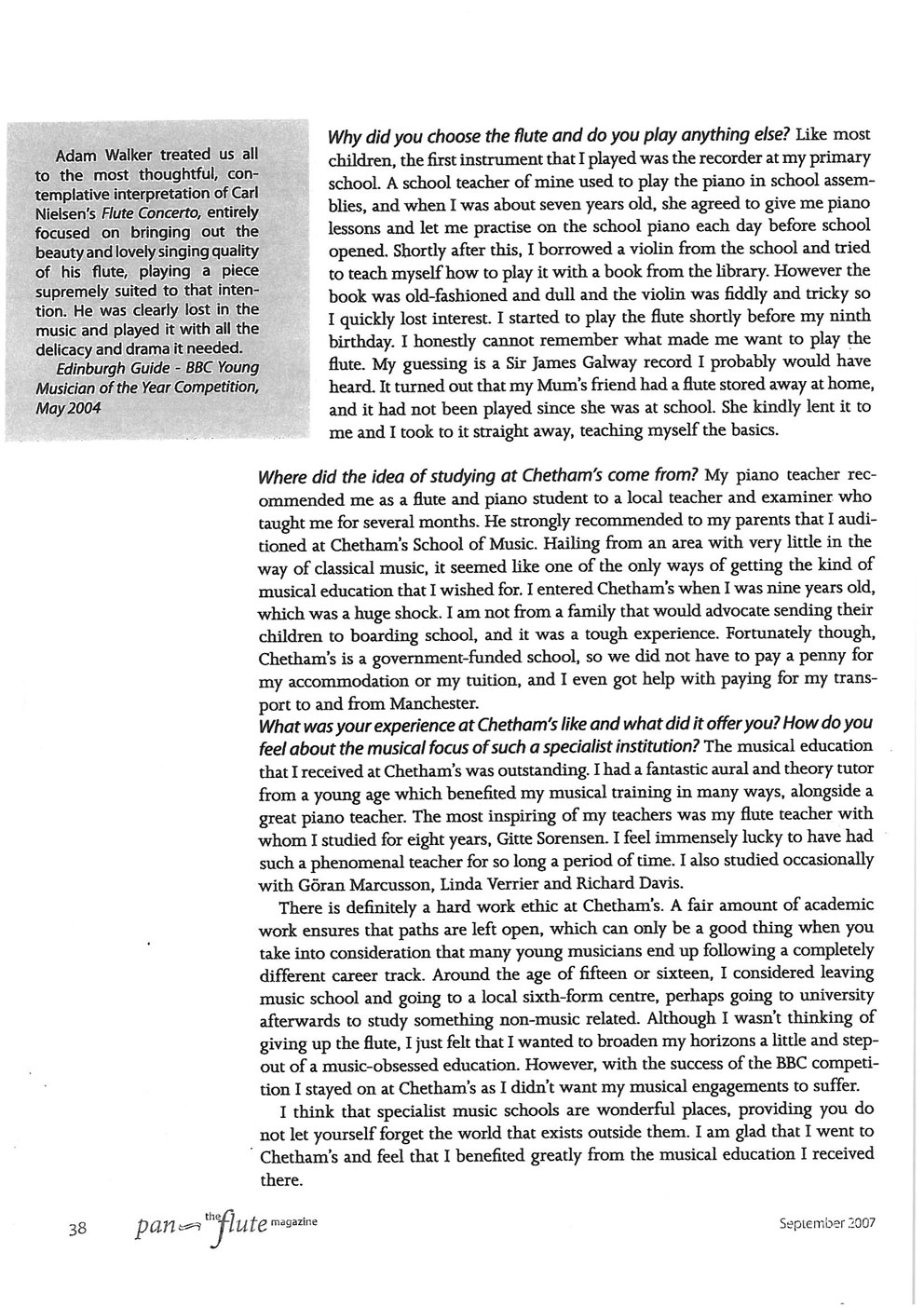Interview, 2007, Pan, p2