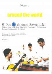 Programme, 2006, Around the World