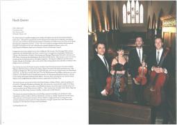 Programme, 2011, Classics at Greyfriars