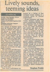 Review, 1988, The Times