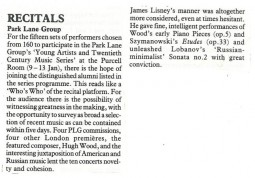 Review, 1989, Musical Times