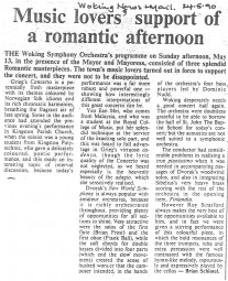 Review, 1990, Woking News Mail