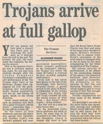 Review, 1993, Evening Standard