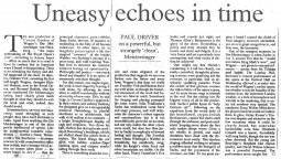 Review, 1993, The Sunday Times