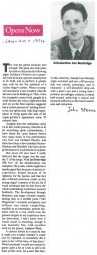 Review, 1994, Opera Now (2)