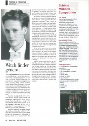 Review, 1996, Opera Now