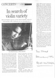Review, 1996, The Strad