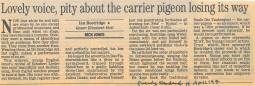 Review, 1997, Evening Standard