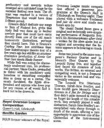 Review, 1997, The Scotman