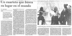 Review, 1998, La Capital