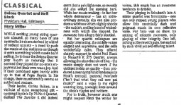 Review, 1998, The Scotsman