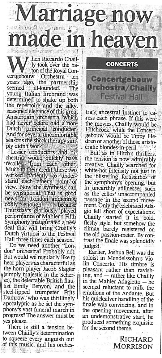 Review, 1998, The Times