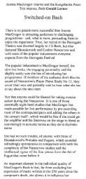 Review, 2000, The Times, p1