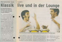 Review, 2006, Apero Newspaper