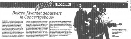 Review, Concertgebouw Amsterdam