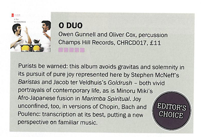CD Review, 2011, Classical Music