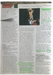 CD Review, 2013, International Record Review