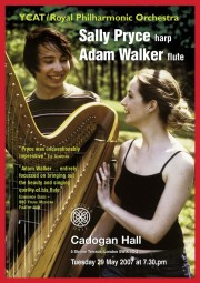 Flyer, 2007, Cadogan Hall