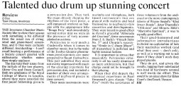 Review, Inverness Courier
