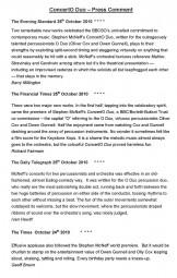 Reviews, 2010, ConcertO Duo, p1