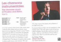 Programme, 2013, Brighton Festival