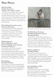 Programme, 2015, Music at Kettles Yard p1