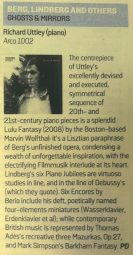 Review, 2014, Gramophone
