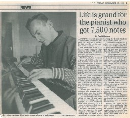 Article, 1993