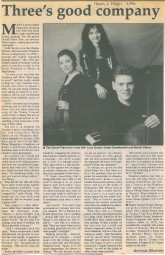 Article, 1996, Ham and High