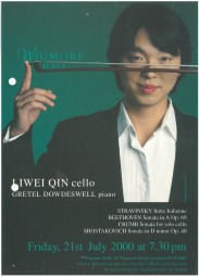 Programme,-2000,-Wigmore-Hall