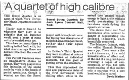 Review, 1992, Yorkshire Evening Post 2