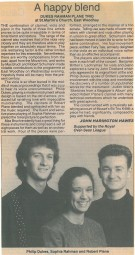 Review 1995, Newbury Times