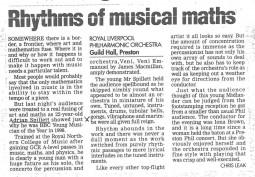 Review, 2000, Lancashire Evening Post
