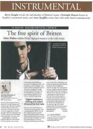 Review, BBC Music Magazine